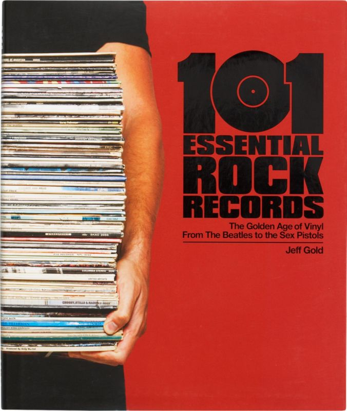 """101 essential rock records"""