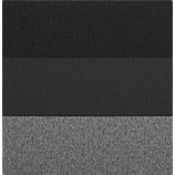 3G square grey-black placemat