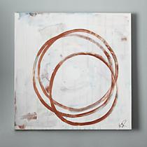 3 rings painting