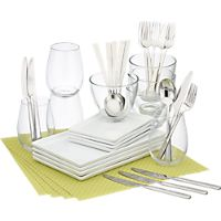 4 top chartreuse starter set