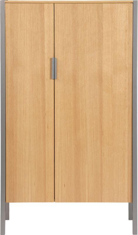 a symmetric closet