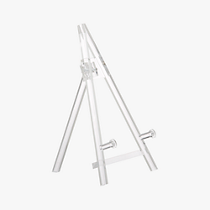 acrylic baby easel