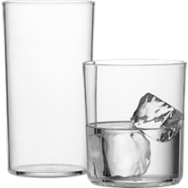acrylic barware