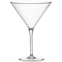 acrylic martini