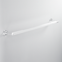 "acrylic 30"" towel bar"