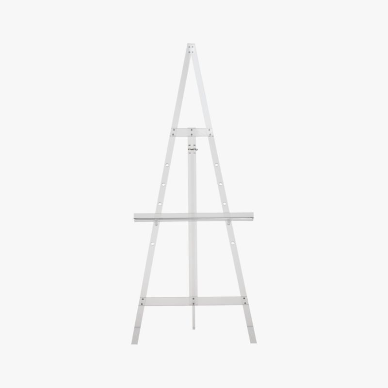 acrylic tripod easel