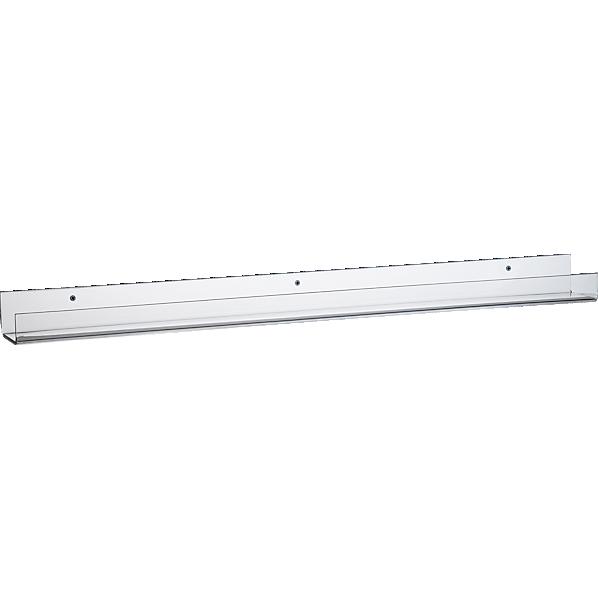 Alcove wall shelf cb2 - Console transparente plexiglass ...