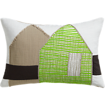 "aframe 18""x12"" pillow"
