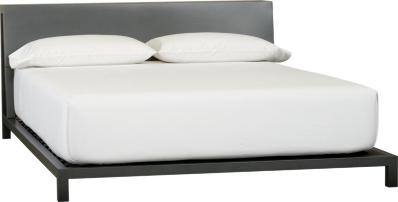 alpine gunmetal bed