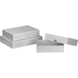 3-piece aluminum box set