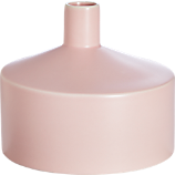 askew short pink vase