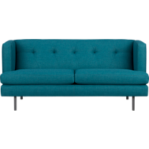 avec peacock apartment sofa