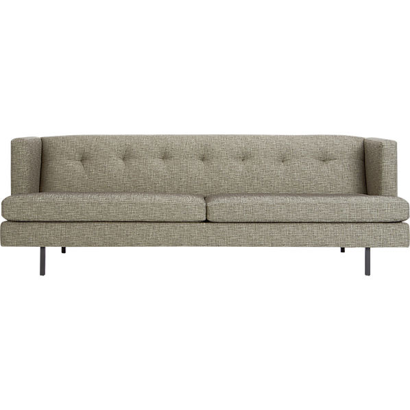 Cb2 Leather Sectional Of Cb2 Avec Sofa