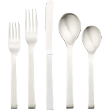 20-piece aviation flatware set
