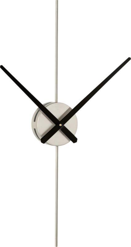 axis hanging wall clock