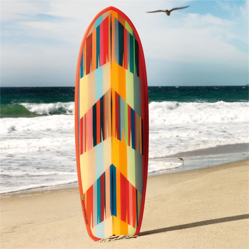 BSI mini surfboard