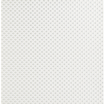 basketweave white placemat