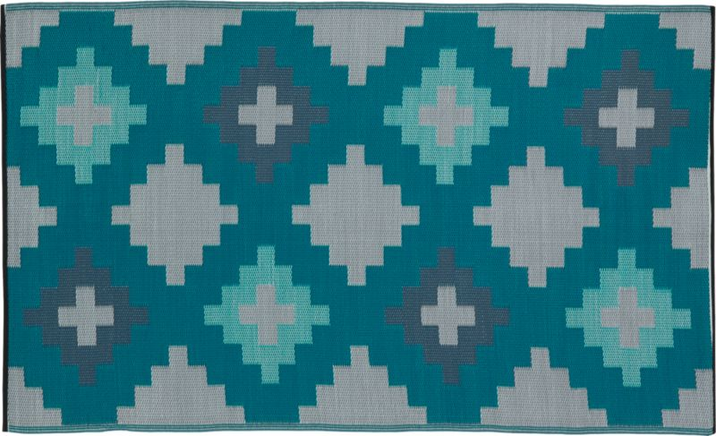 Outdoor Beach Beach Reversible Outdoor Rug