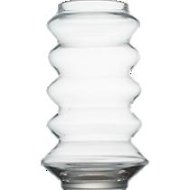 beehive glass vase
