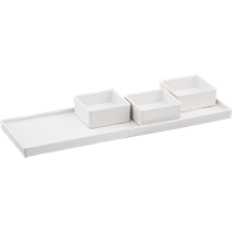4-piece bento serving set