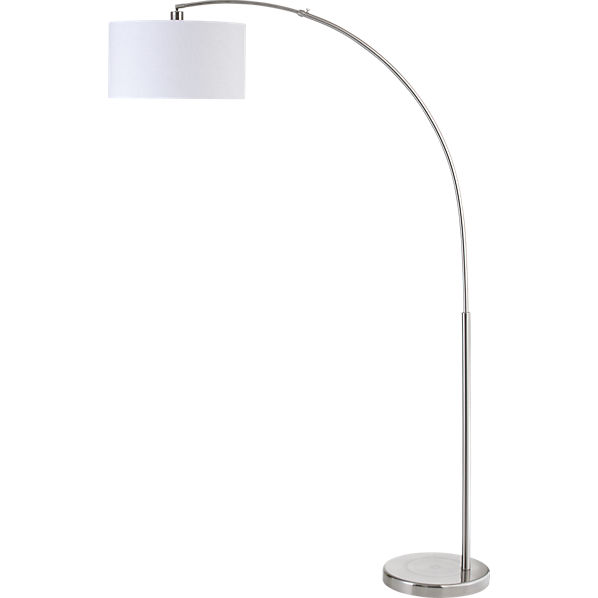 Spray paint ikea hack partial success at a lamp makeover create enjoy - Arched floor lamp ikea ...