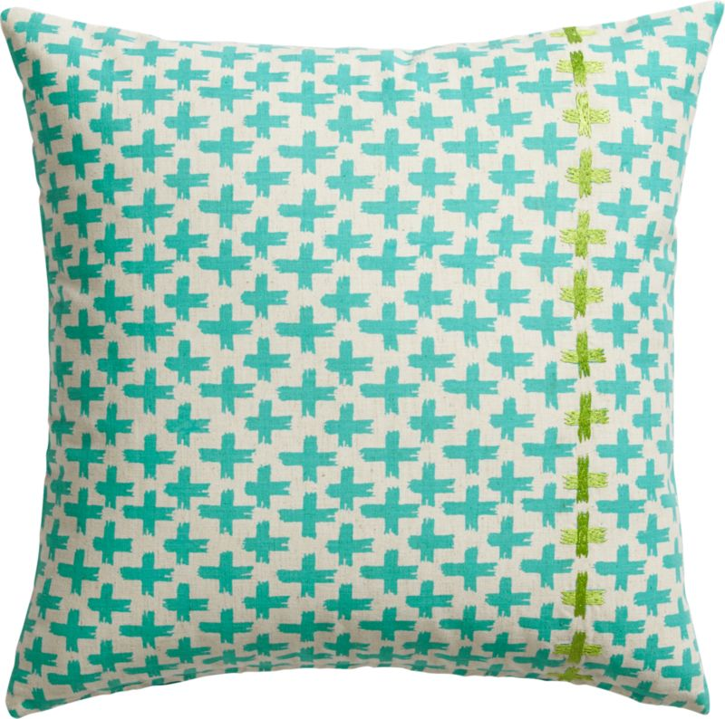 "bisect 16"" pillow"
