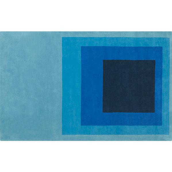 BlueBlockRug5X8S14