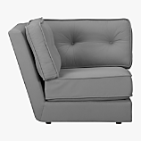 botao grey sectional corner