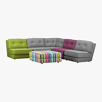 botao sectional pieces