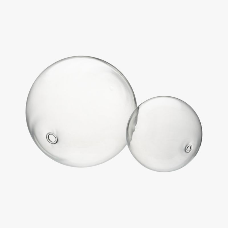 bubble clear balls