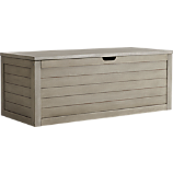 bunker II storage chest-bench