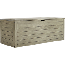 bunker storage chest-bench