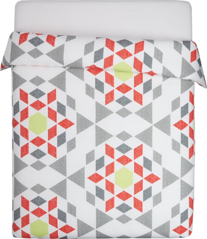 burst full/queen duvet cover