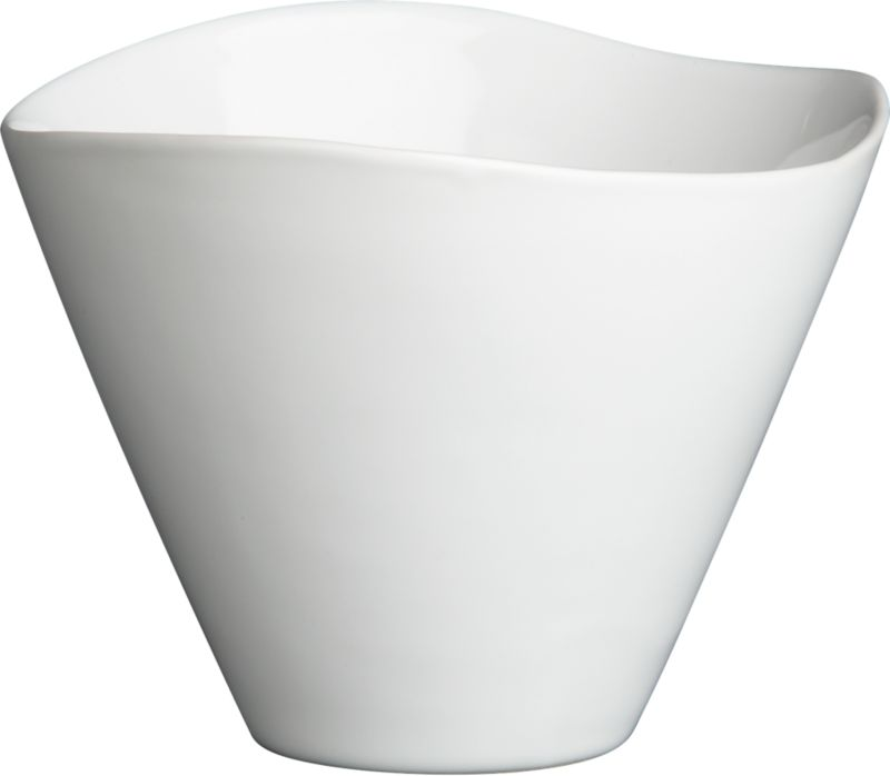 calla soup bowl