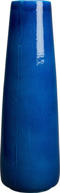 cambric blue vase