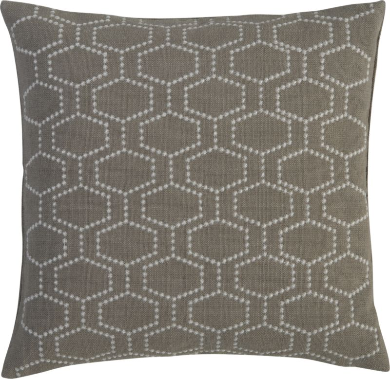 "cell shadow 18"" pillow"