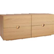 central low dresser