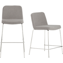 charlie grey bar stools