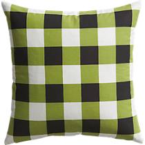 "checkmate 16"" pillow"