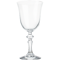 cheval clear wine glas
