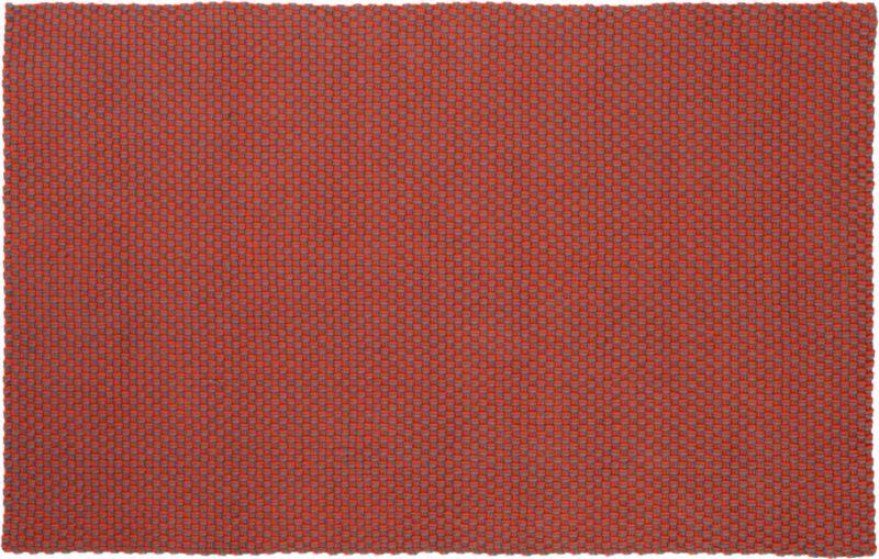 chunky jute rug 5'x8'