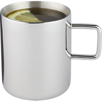 clink stainless steel mug