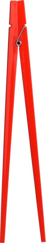 ClothspinChopstickRed