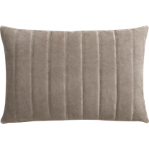 clutch natural 18&quot;x12&quot; pillow