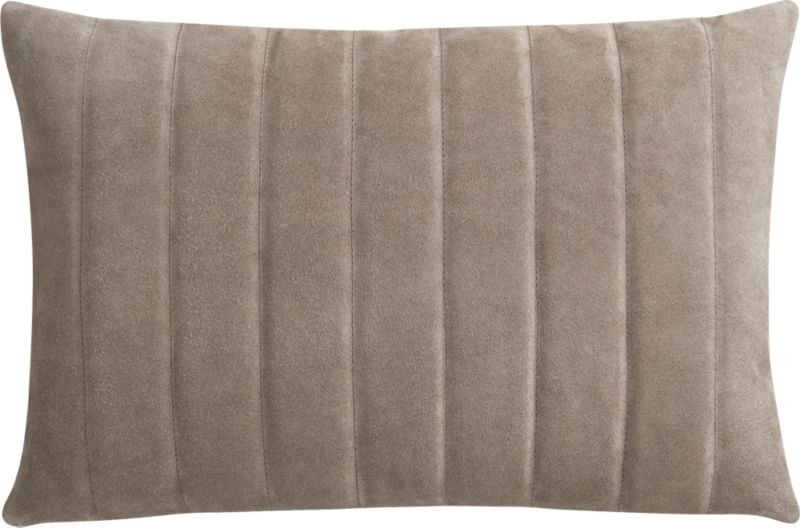 "clutch natural 18""x12"" pillow"
