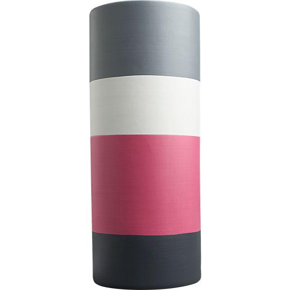 cold stripes vase