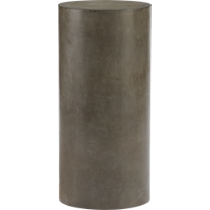 column grey pedestal