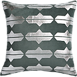 "consonance 18"" pillow with down-alternative insert"