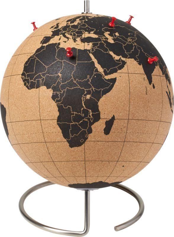 Cork Globe Cb2
