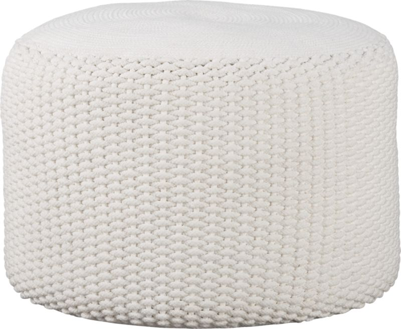 CrissKnitPouf16inS13